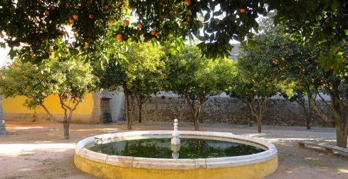 Jardim das Laranjeiras