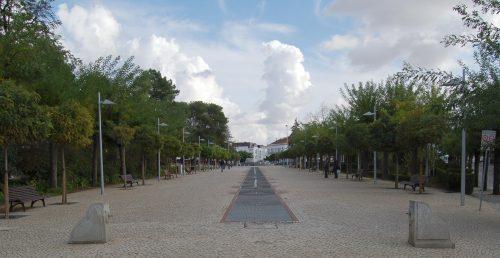 Jardim Municipal de Campo Maior