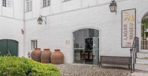 Lagar Museu do Palácio Visconde d' Olivã