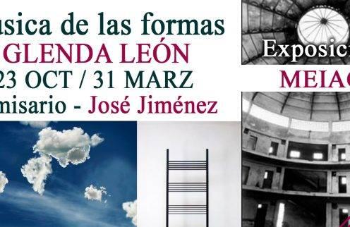 Exposición – Música de las formas de Glenda León