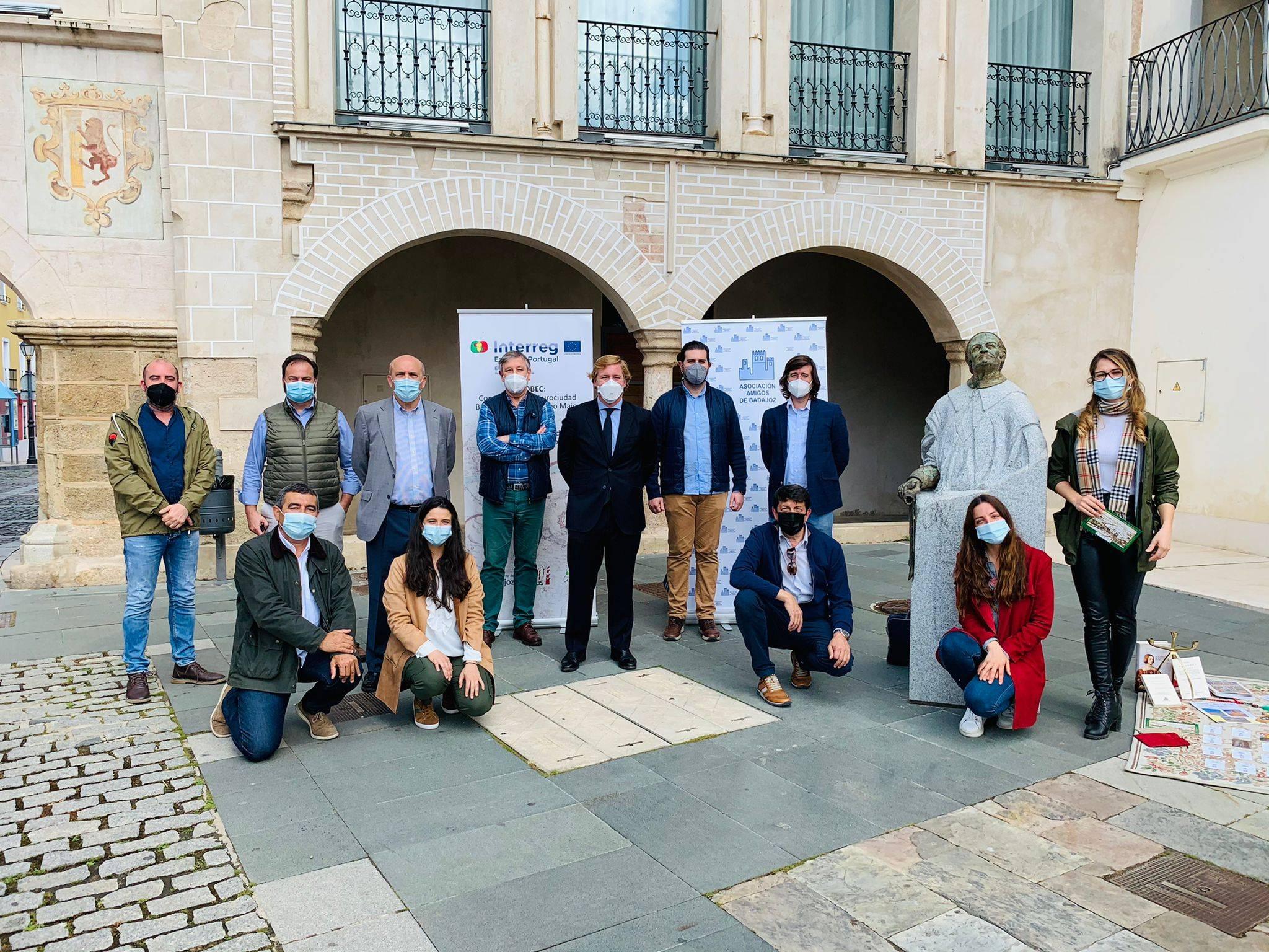 Galeria de Fotos - Microacciones de Cooperación en EUROBEC – Presentación de Amigos de Badajoz y ARKUS