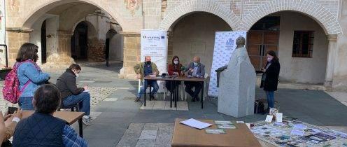 Microacciones de Cooperación en EUROBEC – Presentación de Amigos de Badajoz y ARKUS