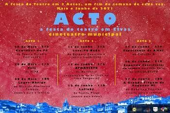 ACTO – Festa do Teatro em Elvas