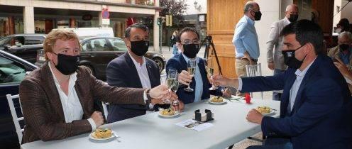 Muestra Gastronómica de Campo Maior en Badajoz