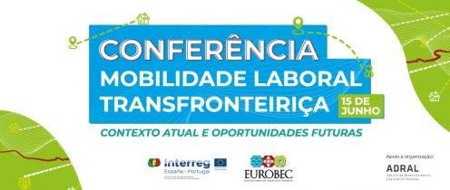 Conferencia sobre Movilidad Laboral Transfronteriza en Eurobec.