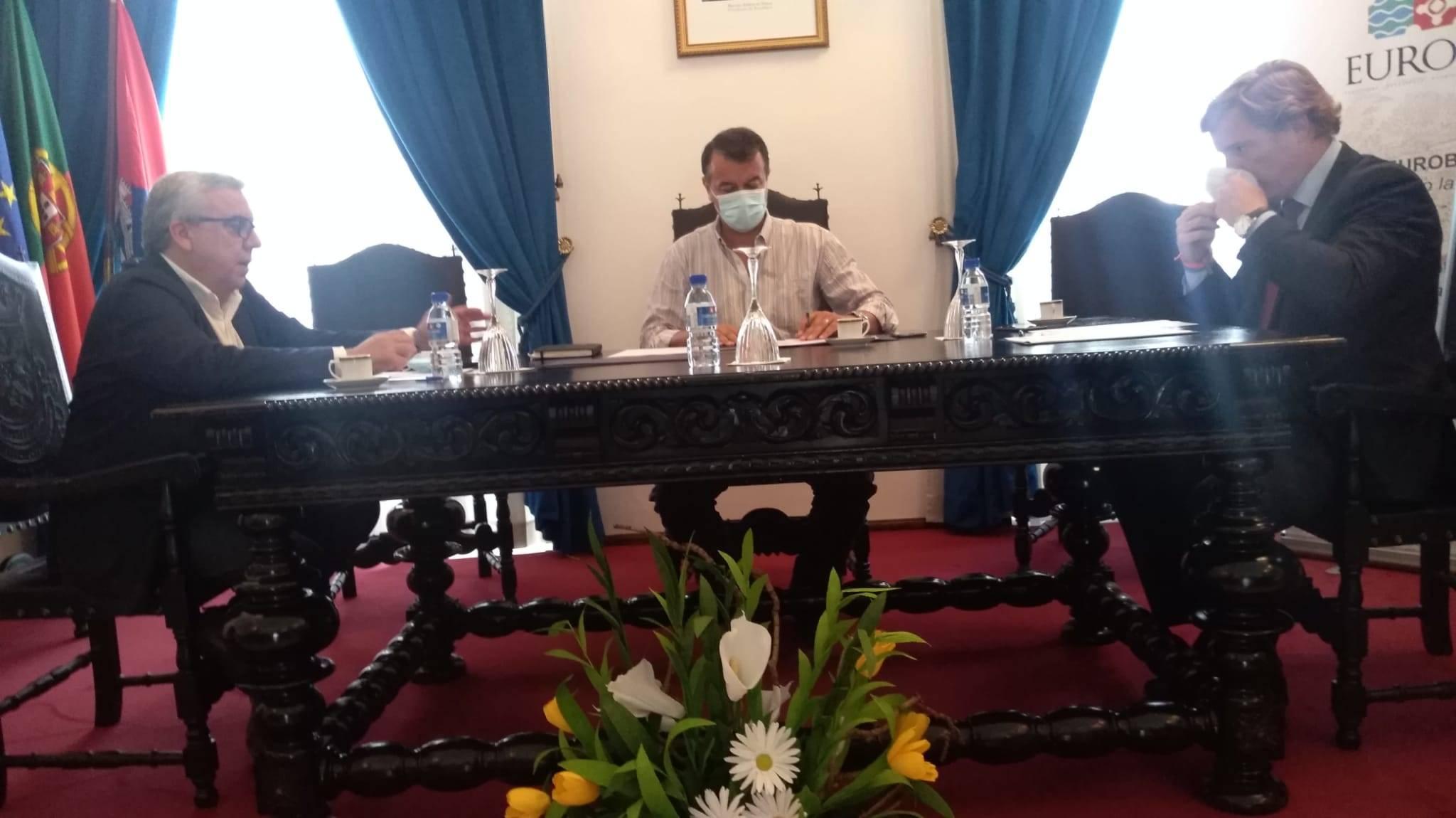 Galeria de Fotos - Comité Executivo da Eurobec esteve reunido